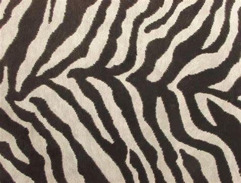 zebra pattern upholstery fabric zebra fabric by the yard