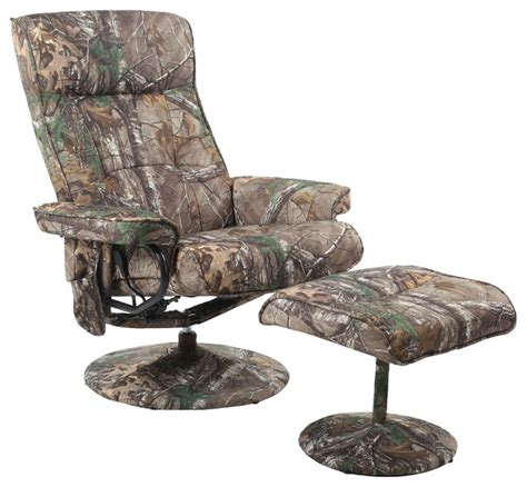 camo massage recliner comfort products xtra relaxzen 8 motor massage recliner