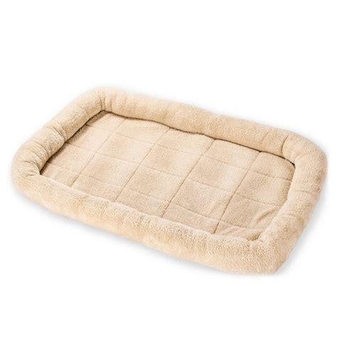 bed pads target oxgord paws pals dog crate bed pad beige target