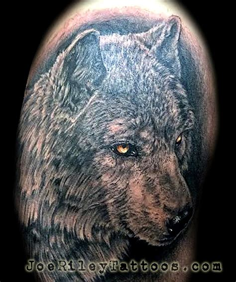 wolf tattoo tattoonow