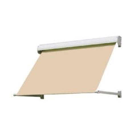 home depot electric retractable awning awnings shade outdoor