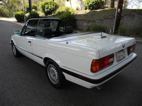 1995 bmw 318i convertible for sale 1992 bmw 318i convertible german cars for sale