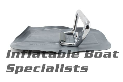 bow boat parts achilles inflatable boat parts bow handle grey
