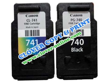 Tinta Pg 810xl kompatibilitas cartridge canon pg810 cl811 pg740 cl741