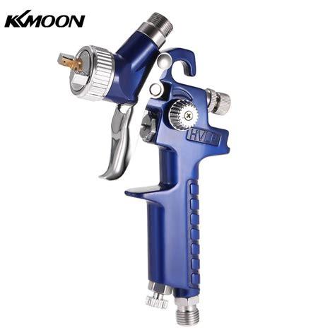 Spray Gun Einhill K 3a Promo airbrush kit air spray gun touch up paint sprayer gravity feed air brush set 0 8mm nozzle auto