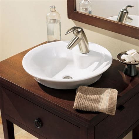 american standard morning above counter bathroom sink