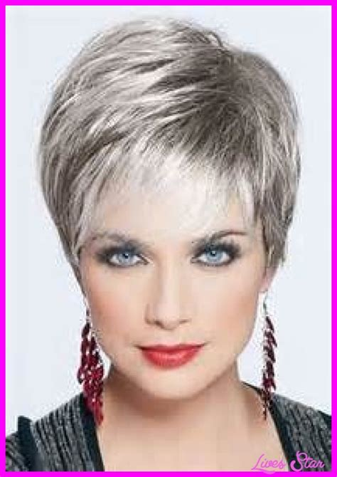 choppy hairstyles for women over 60 short choppy haircuts for women over livesstar com