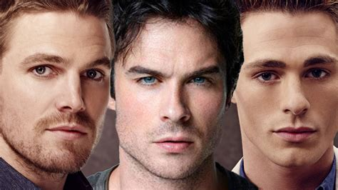 Top 7 Actors On Tv by 13 Guys On The Cw Right Now