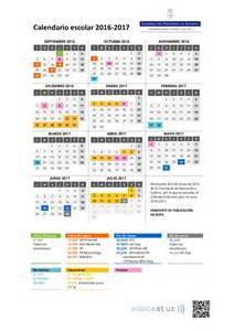 calendario escolar ujat 2016 2017 calendario escolar 2016 2017 ampa ceip enrique alonso