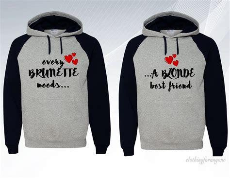 hoodie best best friend hoodies www imgkid the image kid has it