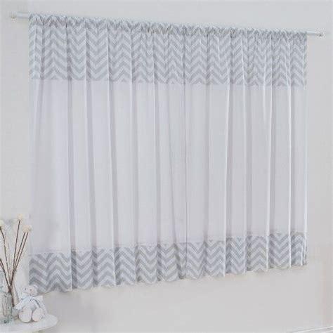 cortinas xadrez para quarto 25 melhores ideias de cortina quarto bebe no pinterest