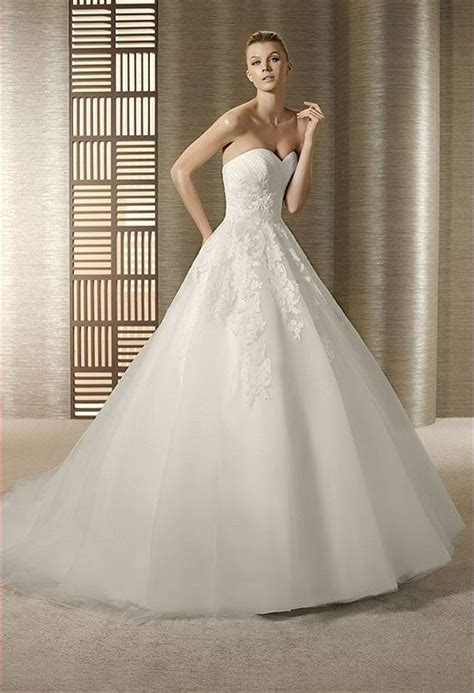 Bridal Dresses Jacksonville Florida - white one toscana wedding gown by pronovias the bridal