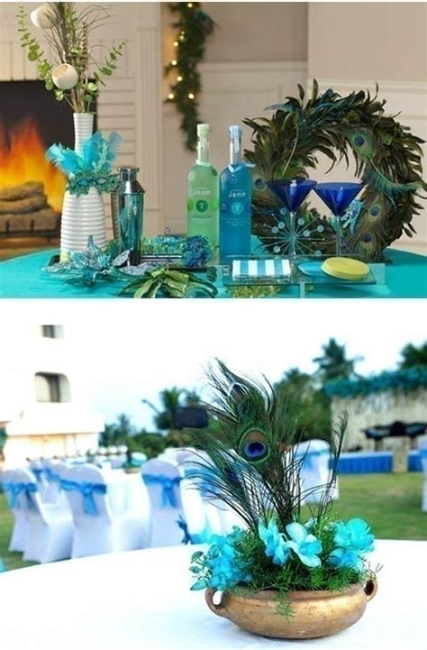 how to plan a peacock themed indian wedding
