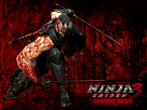 wallpaper keren ninja gaiden ninja gaiden wallpaper hd wallpapersafari