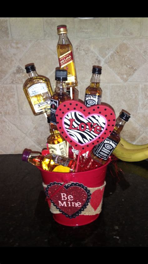 liquor valentines gifts 41 best images about liquor gift baskets on