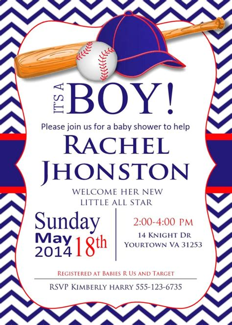 Free Printable Baby Boy Shower Invitation Templates Theruntime Com Free Printable Baby Shower Invitations Templates For Boys