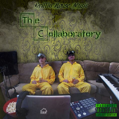 new house music cd griffin house music quot the collaboratory quot album indiehiphop com