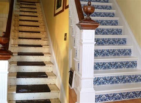 treppen ideen treppenhaus renovieren 63 ideen zum neuen streichen