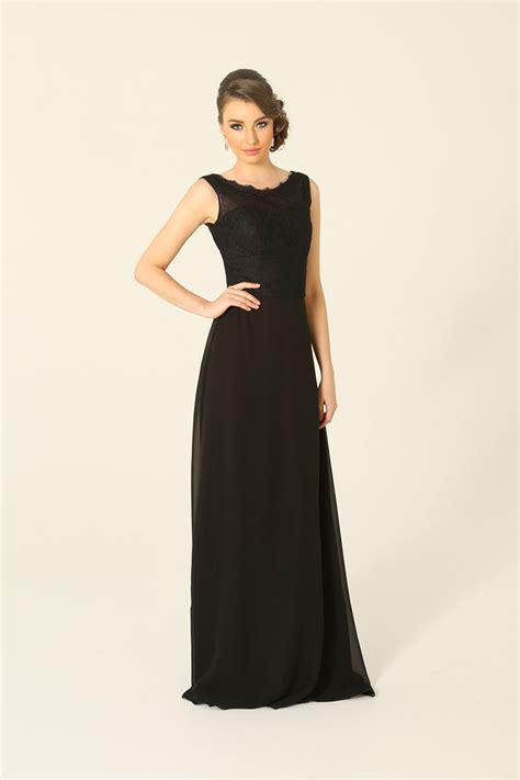 Black Slim Dress black mermaid bridesmaid dresses suitable with slim fit
