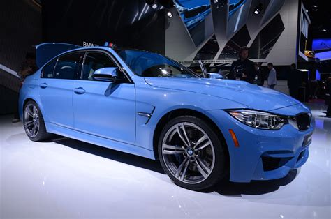 first bmw m3 2015 bmw m3 and 2015 bmw m4 first look motor trend