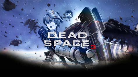 anime girl wallpaper space dead space 3 anime girl by razor9809 on deviantart
