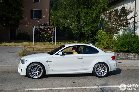 2013 Bmw 1 Series Coupe by Bmw 1 Series M Coup 233 6 Sierpie 2013 Autogespot