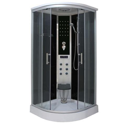 montaggio doccia idromassaggio box doccia idromassaggio 90x90 100x100 con seduta