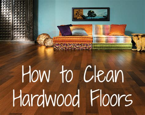 clean hardwood floors blissfully domestic