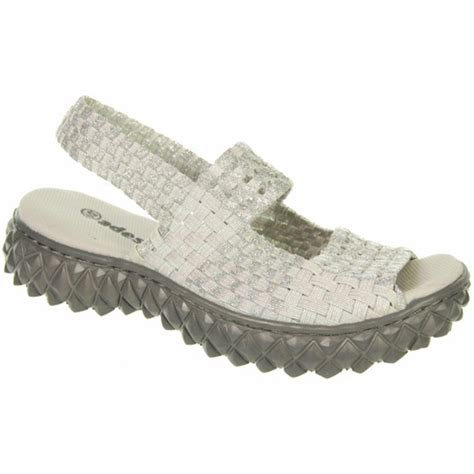 silver pearl sandals bess pearl silver elasticated sandal marshall shoes