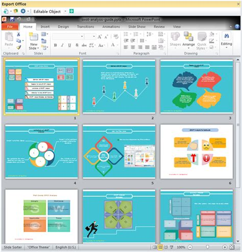 swot analysis guide create swot matrix for powerpoint