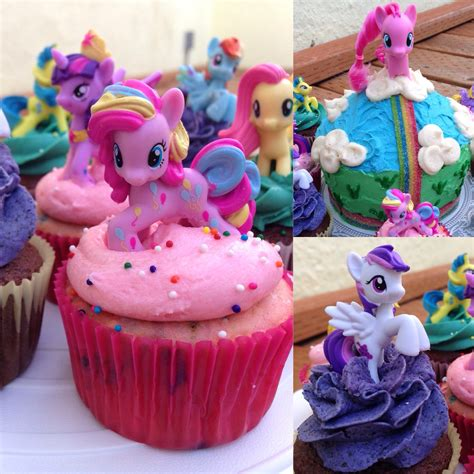 My Cupcake by My Pony Cupcakes Search 6th Birthday