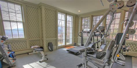 sunroom gym fascinating home gym design ideas to get you rolling