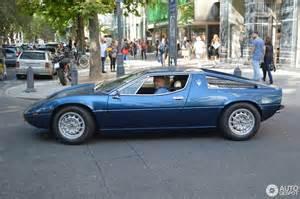 Merak Maserati Maserati Merak Ss 18 September 2016 Autogespot