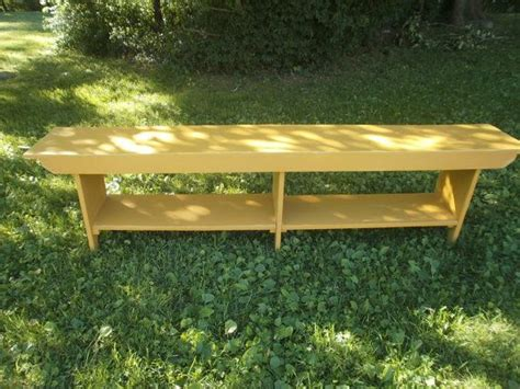 Amish Dining Room Wooden Bench 4 Amish Style By Oldwoodworkershack On Etsy