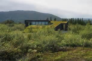 Small House Bliss Gallery Modern Icelandic Turf Houses Pk Arkitektar