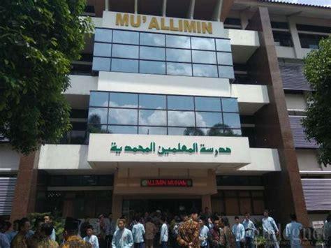 madrasah muallimin muhammadiyah yogyakarta yogya gudegnet