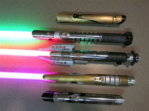 Hton S Handcrafted Lightsabers - hhcls se lightsaber the ultimate custom lightsaber option