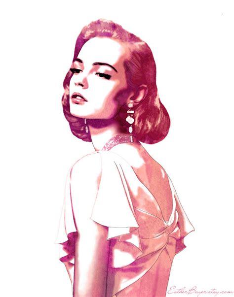 fashion illustration gouache vintage styled watercolor ink bhldn watercolor and fashion illustrations