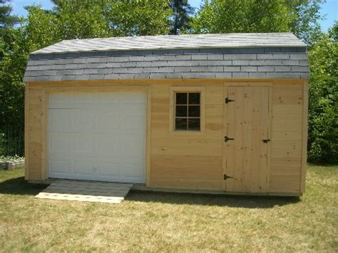 Garage Door Shed 22 Simple Storage Sheds With Garage Doors Pixelmari
