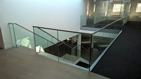 glass banister uk glass balustrade elysion