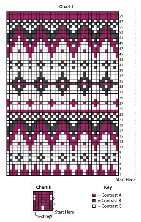 fair isle knitting free patterns fantastic fair isle allfreeknitting
