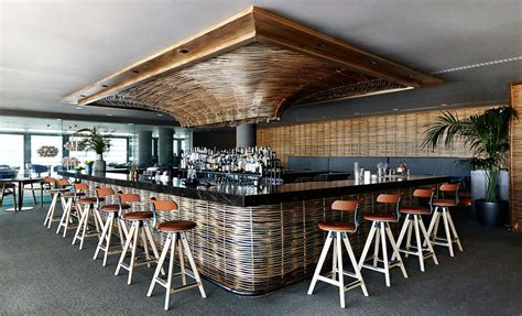 Modern Art Deco Architecture hytra restaurant amp bar by divercity architects the greek