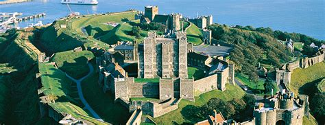 French Bedrooms how dover castle became the key of england the great