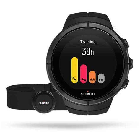 jual jam tangan pria ss022654000 suunto spartan ultra titanium all black hr baru jam suunto