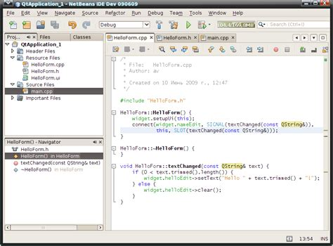 design web application in netbeans working with qt applications netbeans ide tutorial