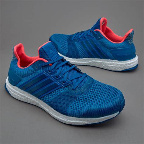 Sepatu Lari sepatu lari adidas ultraboost navy shock purple f16