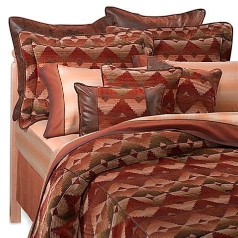 santa fe bedding croscill 174 santa fe comforter set bed bath beyond