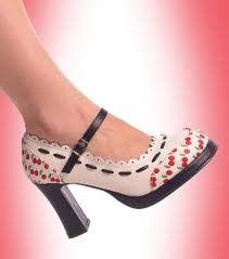 Sepatu Balet Glamor macam sepatu ber hak fitriachan21