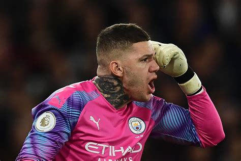 ederson injury latest man city keeper hoping   fit