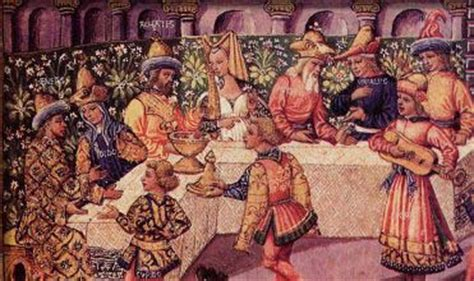 banchetti rinascimentali un pranzo nuziale alla corte dei malatesta eventi